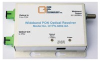 Model OTPN-3850-SA 3.85GHz Wideband FTTH PON Rx